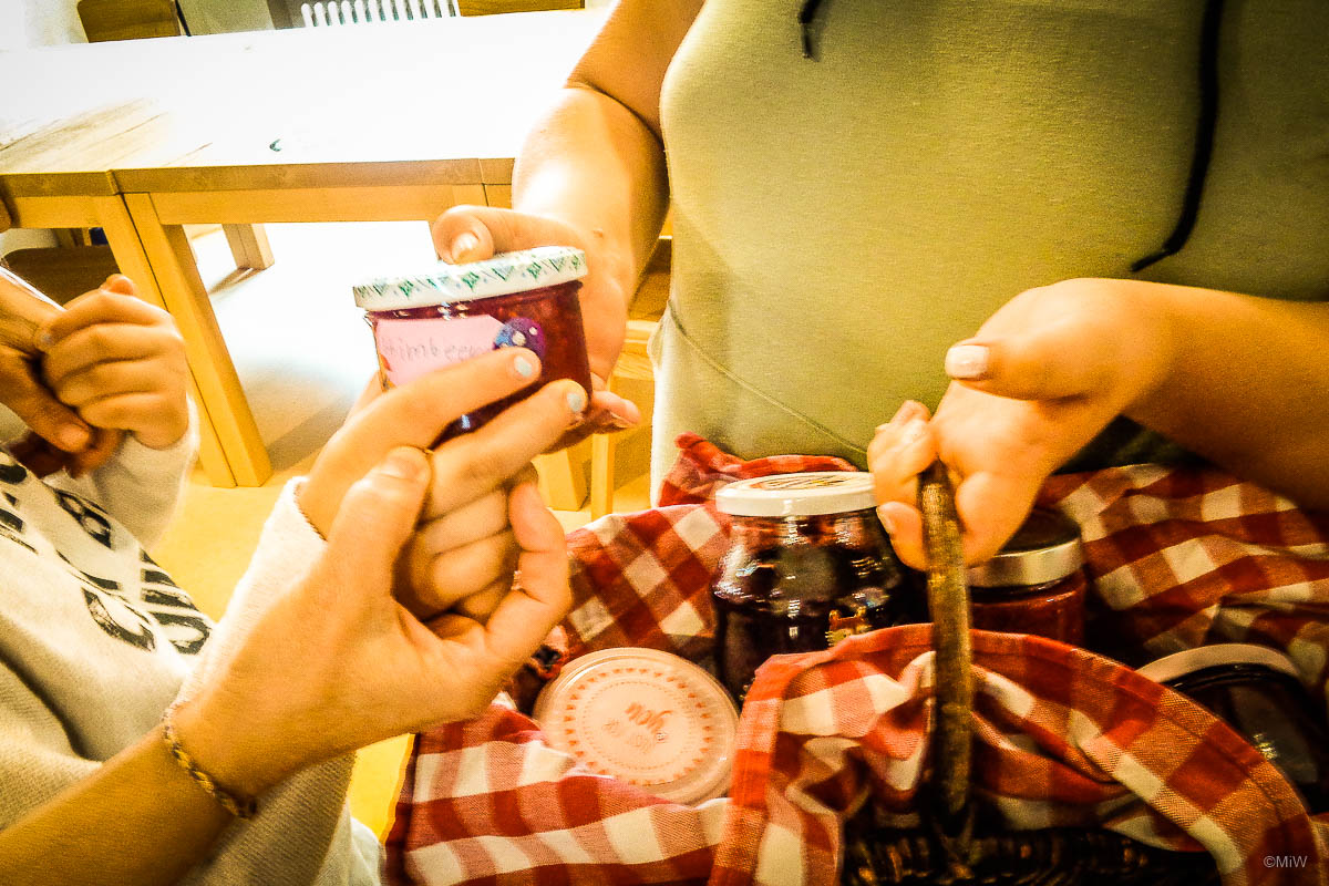 Marmelade kann helfen!