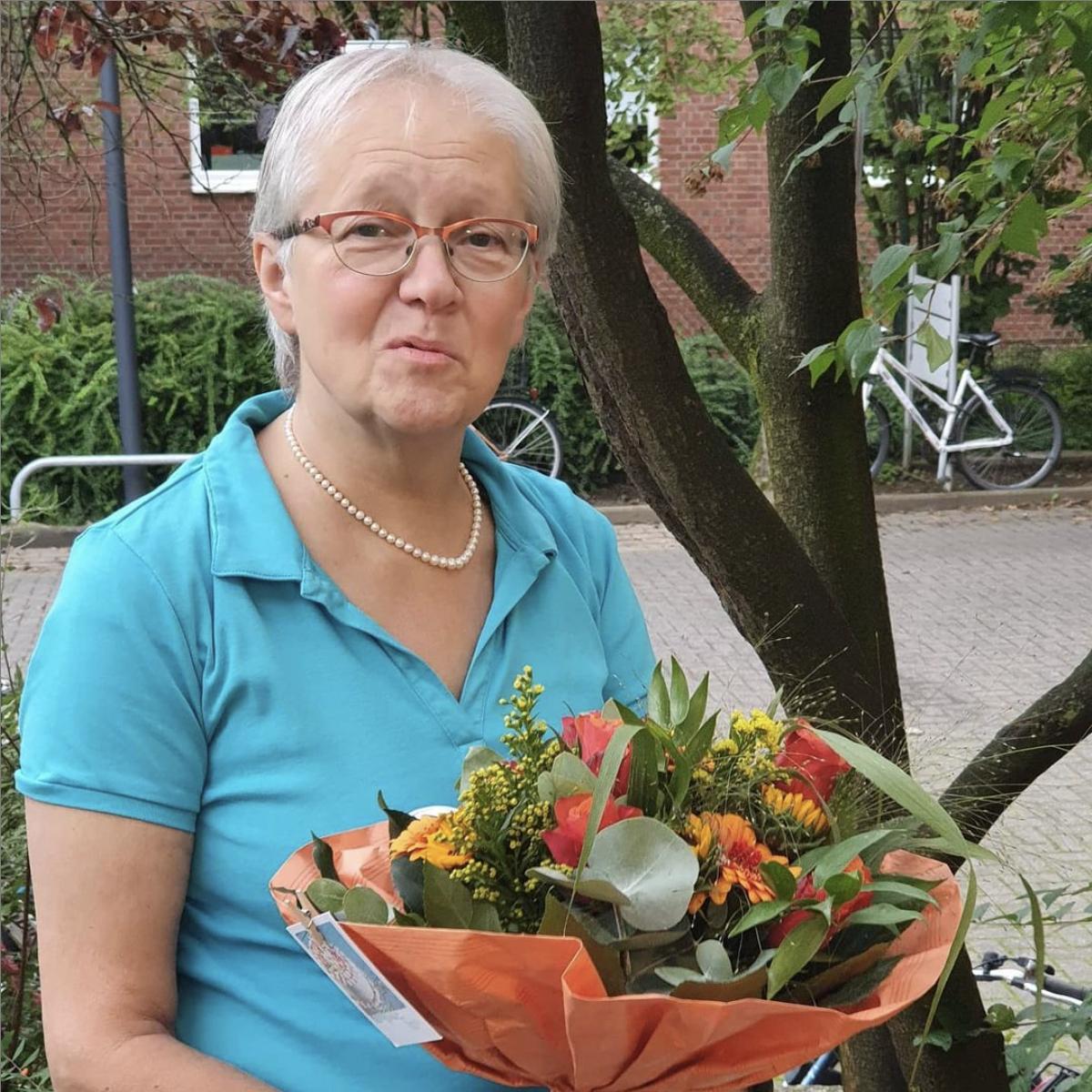 45 Jahre Agnes Otto