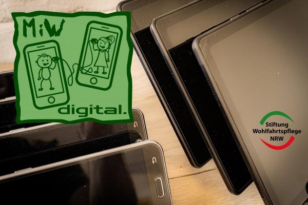 Wir werden digital(er)!